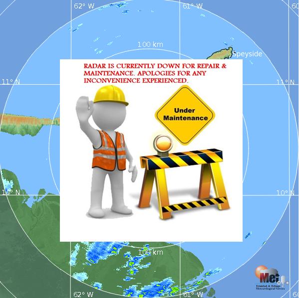Radar Imagery | Trinidad & Tobago Meteorological Service